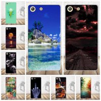 [globalbuy] NEW for Sony Xperia M5 Dual E5603 E5606 E5653 Case Cover Skin Painted Phone Si/5174570