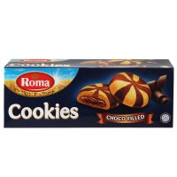 Roma Cookies Choco 30gr (1pack isi 12pcs)