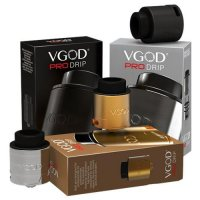 VGOD Pro Drip Styled RDA Rebuildable Dripping Atomizer