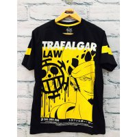 KAOS LAW FULLPRINT YELLOW
