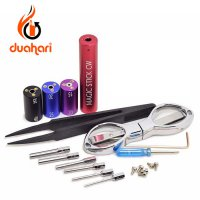 MAGIC STICK CW ToolBox All in One Coil Tool Kit Universal Vape Vapor