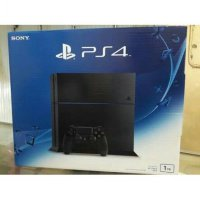 Sony - Playstation 4/ PS4 CUH1206 1TB + 1 Stick Jet Black