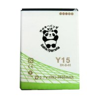 BATTERY BATERAI DOUBLE POWER DOUBLE IC RAKKIPANDA VIVO Y15 / Y22 3800mAh
