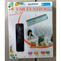 GADMEI USB Stick TV Tuner 380 New For Laptop Notebook Netbook NB PC