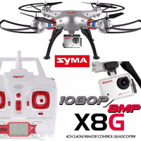 Drone Syma X8G Quadcopter with 8MP HD Camera drone Z34X