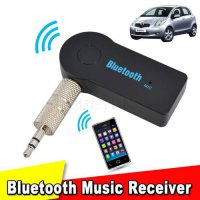 [globalbuy] 2015 New 3.5mm Streaming Car A2DP Wireless Bluetooth AUX Audio Music Receiver /3784879