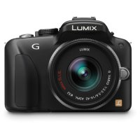 Panasonic Lumix G3KGC Kit 14-42mm (Black)