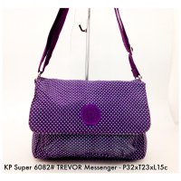 Tas Selempang Import Wanita Fashion Trevor Messanger Bag 6082 - 5