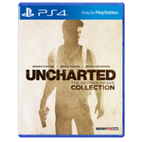 PS 4 UNCHARTED: THE NATHAN DRAKE COLLECTION PS4