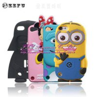 [globalbuy] ZEFU New Cute Minions Case For Apple iPod Touch 6 Darth Vader Minnie Sulley Ca/5033695