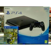 PS4 Slim 500GB CUCH 2016A +FREE 1 Fifa17