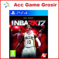 Bluray PS4 [ Playstation 4 ] - NBA 2K17 - Reg 3