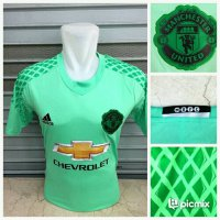 Jersey Manchester United Kiper 2016/17 - Official