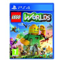 PS4 LEGO Worlds (R3 / Reg 3 / English, Playstation 4 Game)
