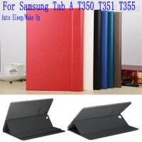 [globalbuy] New Arrival Stand Smart PU Leather Cover for Samsung Galaxy Tab A 8.0 T350 T35/4957276