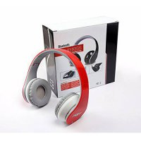[macyskorea] Beyution New Red Bluetooth Headphone with NFC function, work for Samsung Andr/4538733