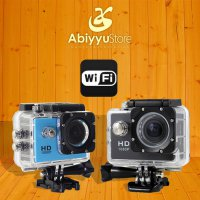 Action Camera / Sports Camera Full HD 12 MP Layar 2 Inch Support Wifi