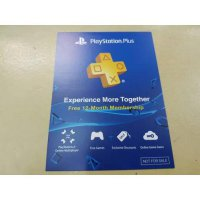 Promo Sony PSN+ Playstation Plus 12Month Asia(ps3 ps4 psvita)