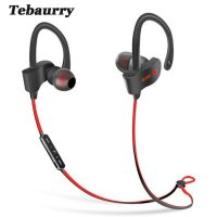 Earphone Sport Bluetooth Stereo Tebaurry S2