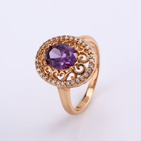 Xuping SJ1098 Cincin 18K Gold Plated