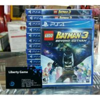 PS4 LEGO BATMAN 3 REG 1 / ALL