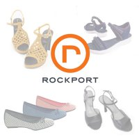 [Rockport Women's Sandals / Flats / Plus Size 12 kinds of sandals! The technology of Adidas comfort and style at the same time!