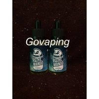 E LIQUID VAPE VAPOR VAPING - CLOUDY HEAVEN SPACE MANGO