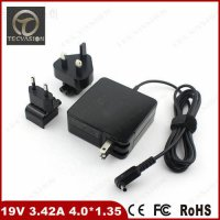 [globalbuy] Top Quality 19V 3.42A 65W 4.0*1.35mm AC Adapter For ASUS Zenbook UX21A UX42 UX/5360410