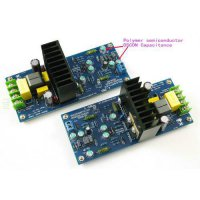 [globalbuy] Assembled L25D Stero Power Amplifier board IRS2092 IRFB4020PBF 250W 8ohm/5541813