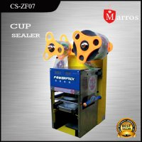 Mesin Penyegel Plastik / Automatic Cup Sealer Powerpack cs-zf07