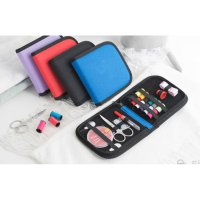 Hot Deal's #25PCS TRAVEL SET Alat jahit Dompet set peralatan benang jarum lengkap