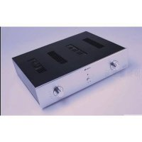 [globalbuy] QJ-4375 Full aluminum Power amplifier chassis/ Pre-amplifier chassis/AMP case /4983416