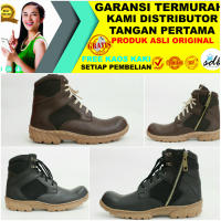 Sepatu Pria Boots Safety Pdl Delta Tactical Best Seller Boots Net Tv NMZ:008193