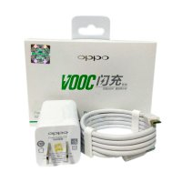 OPPO VOOC Fast Charging Original Charger OPPO Mirror R7 - Putih