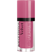 BOURJOIS ROUGE EDITION VELVET SO HAP PINK