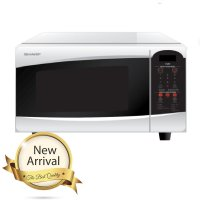 Sharp Microwave 22 Ltr With Ramen Menu R25C1(S)IN / R25C1SIN