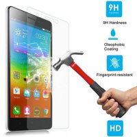 Anti Gores Kaca Tempered Glass Lenovo Vibe C A2020 Clear Bening High Quality