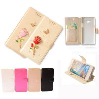 [globalbuy] For Case Sony Xperia M5 Cover Phone Wallet Flip Case For Sony Xperia M5 Case D/5422588