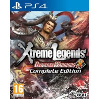 PS4 DYNASTY WARRIORS 8 XTREME LEGENDS COMPLETE EDITION REG 2 ENGLISH