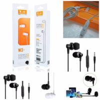 EARPHONE PESONG W3+ STEREO BY VIVAN