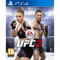 Game PS4 / Playstation 4 UFC 2