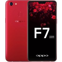 Oppo F7 Red ( 4GB/64GB ) Smartphone