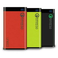 (Sale) UNEED Powerbank Power Bank 12.000mAh Qualcomm Quick Fast Charge 3.O