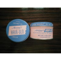 Murrays Hair Glo 3oz Free sisir
