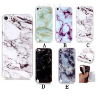 [globalbuy] For Apple ipod Touch 6 Case Marble Patten Back Cover Mobile Phone Bags Cases F/5351914