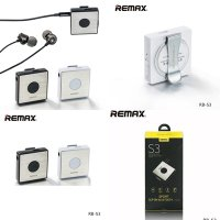 Remax Clip-on Bluetooth Earphone / Receiver BT 4.1 RB-S3