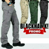 CELANA PANJANG TACTICAL BLACKHAWK