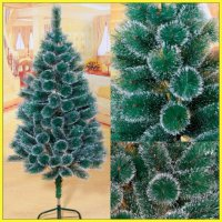 POHON NATAL 1.2 METER JARUM PINUS PUTIH CHRISTMAS TREE WHITE SNOW
