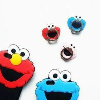 Iring Elmo / Ring Holder Elmo / Cincin Hp Elmo Lucu