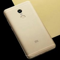 Xiaomi Redmi Note 4 Smartphone - Gold [64GB / 3GB]